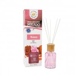 Mikado Plus Rosas 100ml