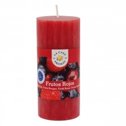 Berries Tube candle 400g