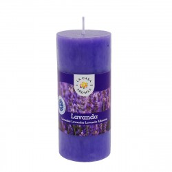 Lavender Tube candle 400g
