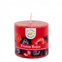 Vela Perfumada Frutos Rojos...