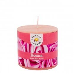 Vela Perfumada Rosas 420g