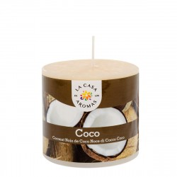 Vela Perfumada Coco 420g