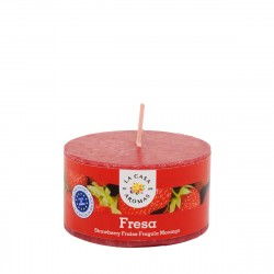 Strawberry Candle 250g