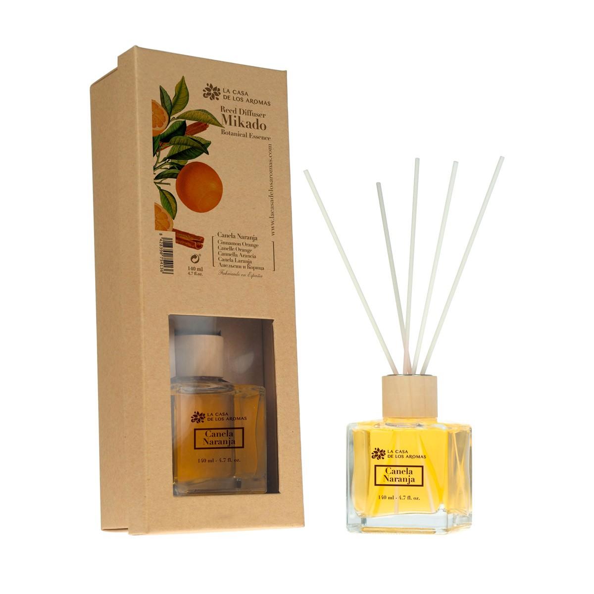 Cinnamon Orange Reed Diffuser 140ml
