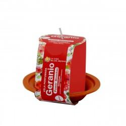 The Geranium Dish
