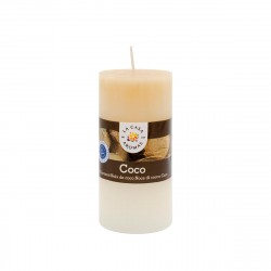 Coconut Tube Candle 220g