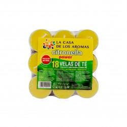 Tea Candles Citronella,...