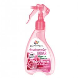Ambientador Spray Rosas