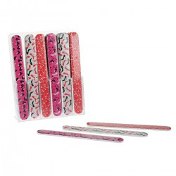 Nail File Tacones Design