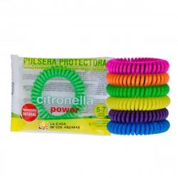 Pulsera de Colores Citronella