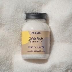 Argan & Coconut Bath Salt,...