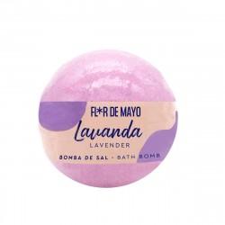 Fizzy Lavender Salt Bath...