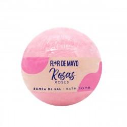 Fizzy Rose Salt Bath Bomb,...
