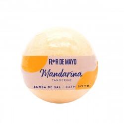 Fizzy Mandarin Salt Bath...