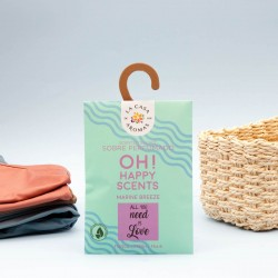 Scented Sachet Messages...
