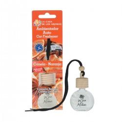 Cinnamon-Orange Car Freshener