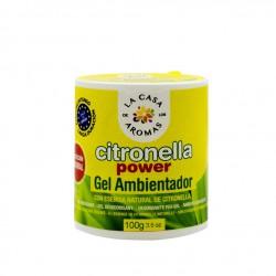 Ambientador Gel Citronela