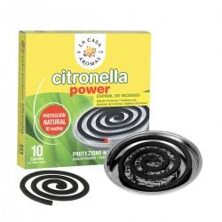Citronella Spirals, Pack 10