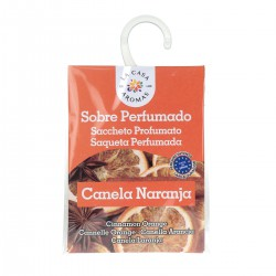 Cinnamon-Orange Closet Sachet