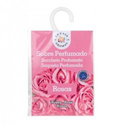 Saqueta Perfumada Rosas