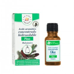 Olio idrosoluble 15ml Pino