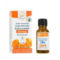 Olio idrosoluble 15ml Arancia