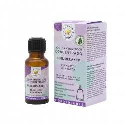 OIL WATER SOL.FEEL RELAXED...