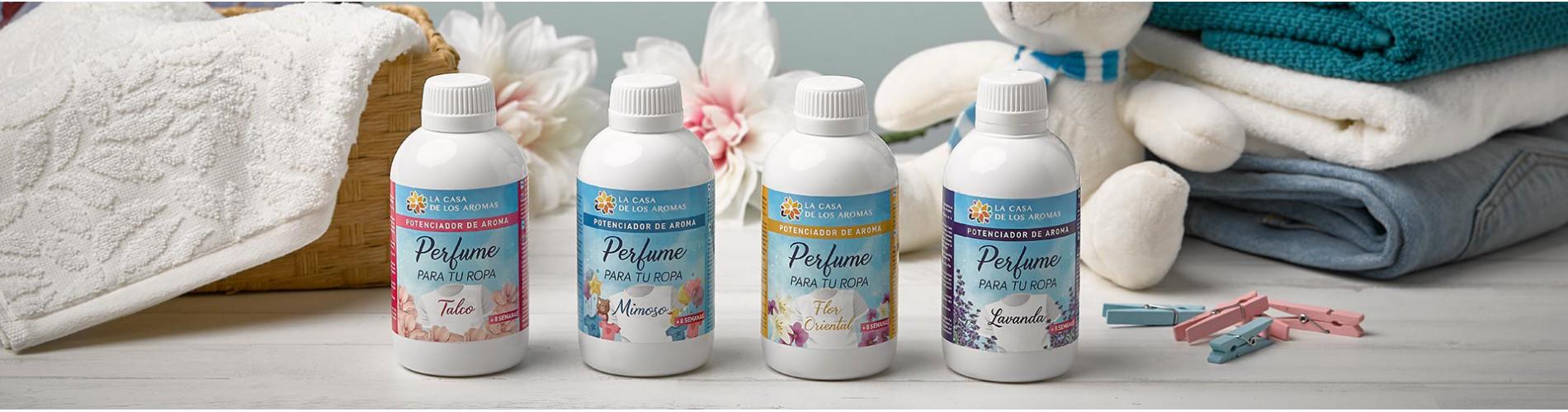 Perfume para tu ropa: El mejor perfume de La Casa de los Aromas