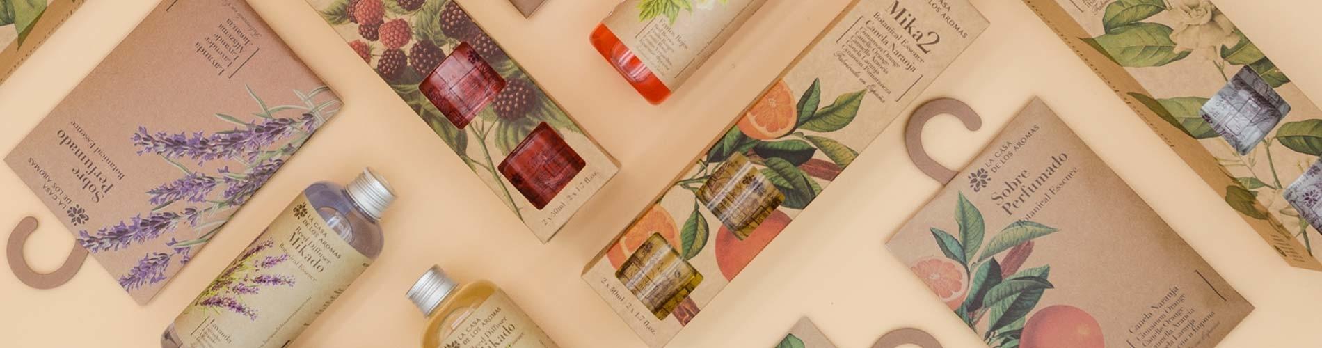 Serie Botanical: Nuestra línea de productos más sostenible