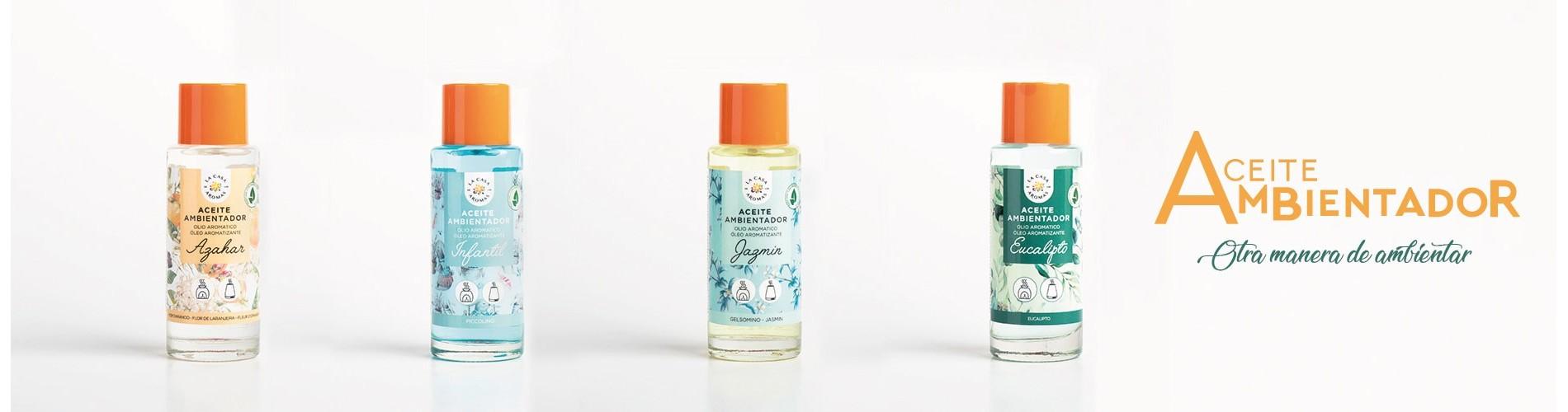 Aceites esenciales de La Casa de los Aromas: Perfuma tus espacios