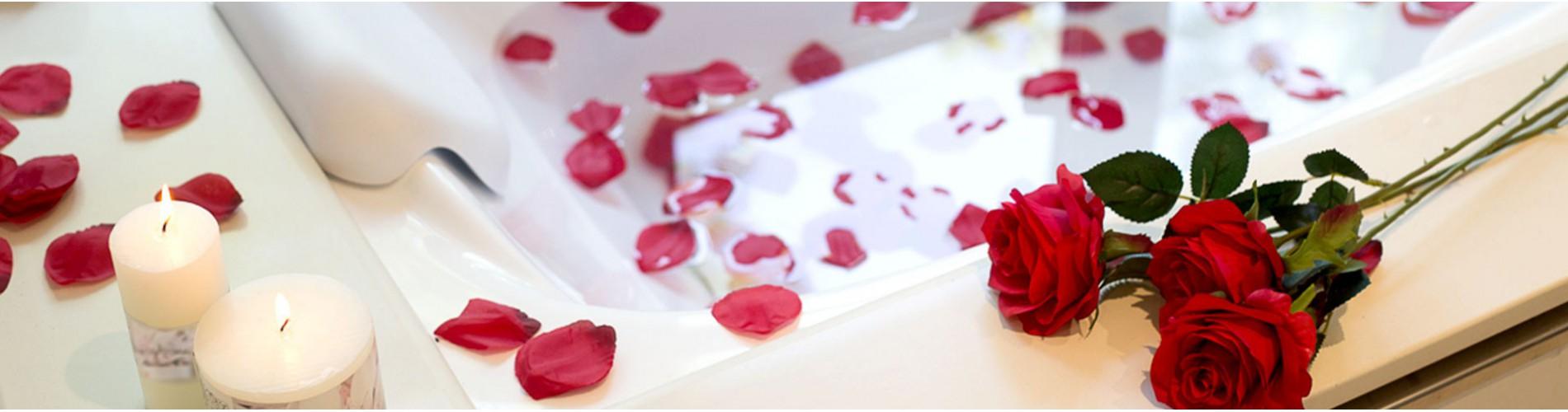 Pétalos de rosa perfumados: ¡Ambienta tus cajones y cestas con ellos!