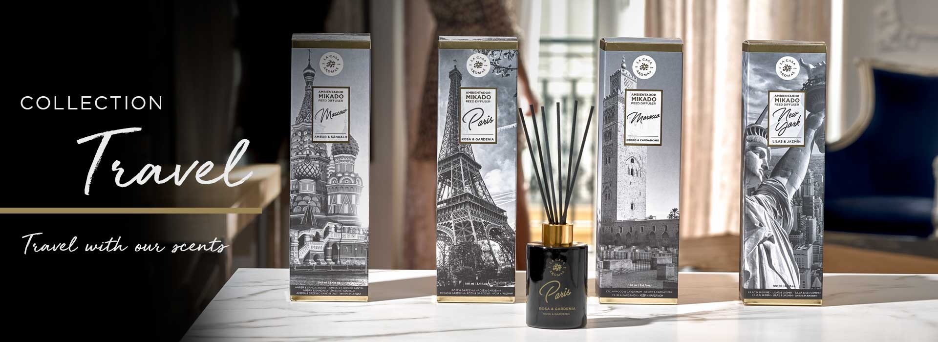 Reed Diffuser Travel